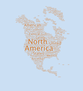 north-america-wordcram